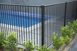 Compliant Pool Fence