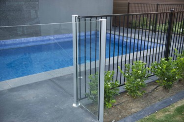 Pool and Compliance Fencing
