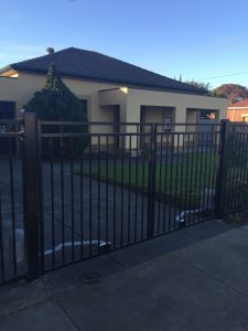 Automated Driveway Gate Reliance Fencing Adelaide