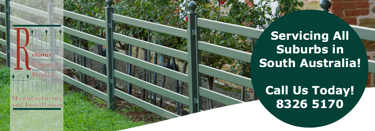 Reliance Fencing Adelaide