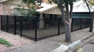 Steel Picket Fence Adelaide